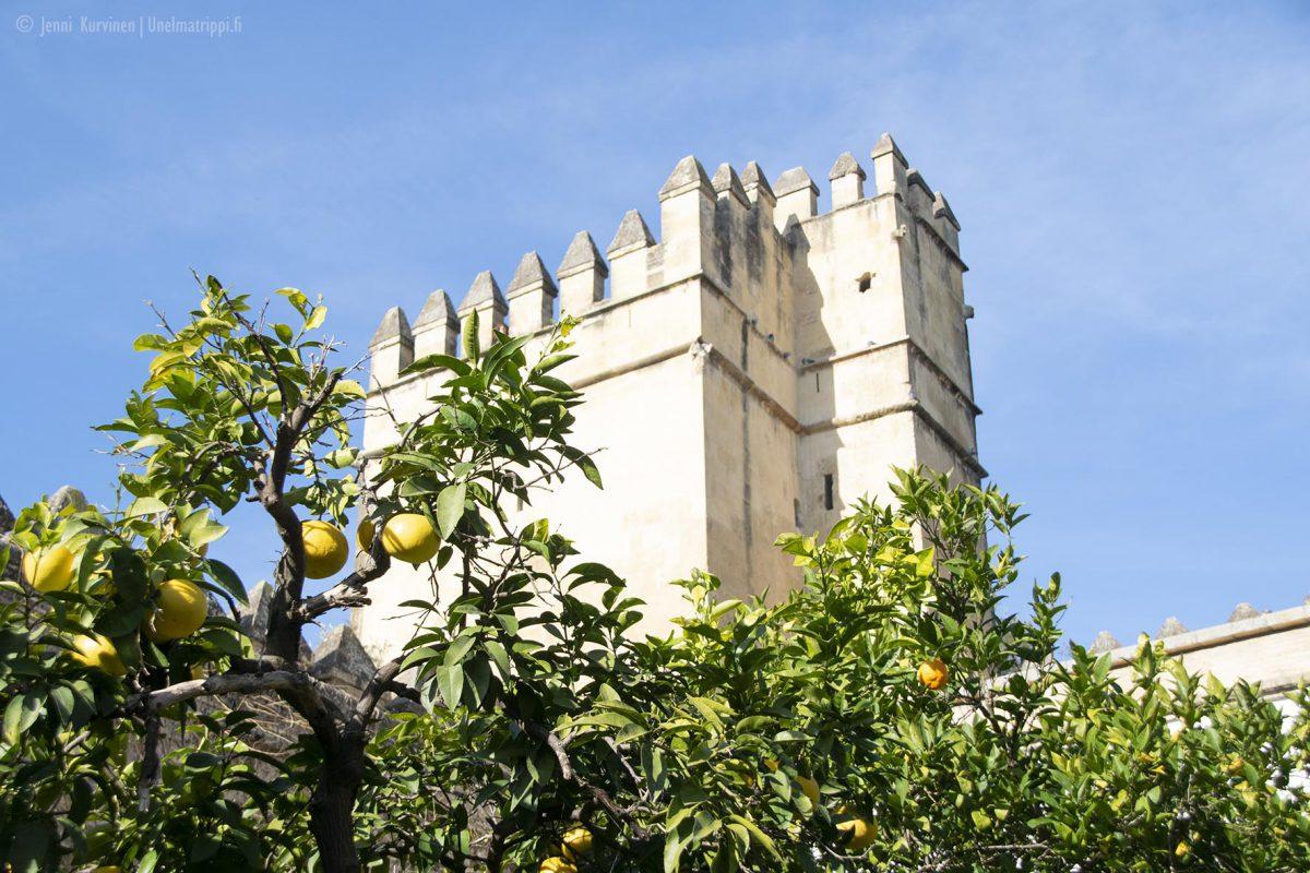 Alcázar de los Reyes Cristianos, Córdoba, Espanja