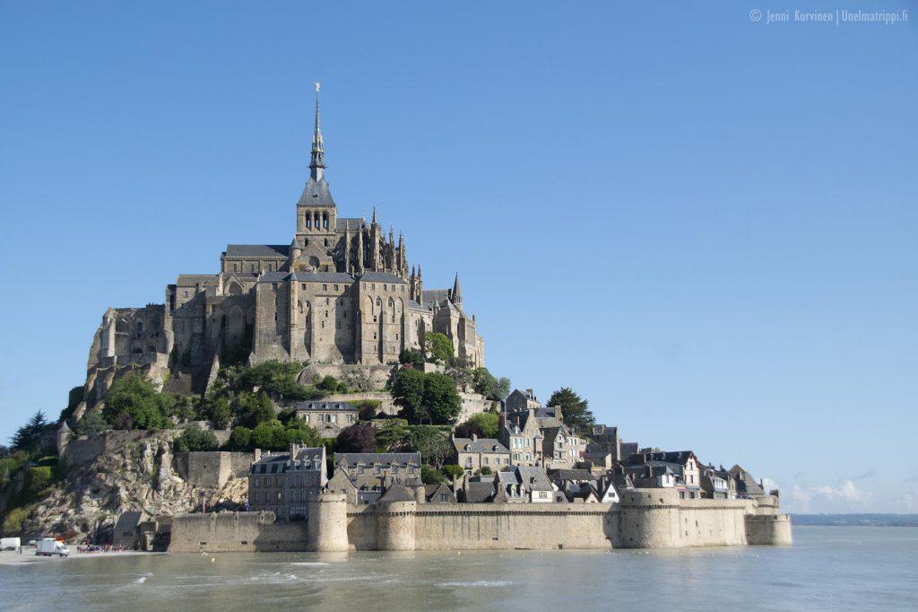Artikkelikuva - Mont Saint-Michel, Normandia, Ranska