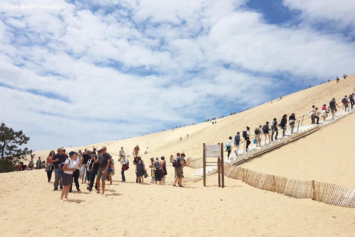 Dune du Pilat – dyyni, joka kannattaa nähdä