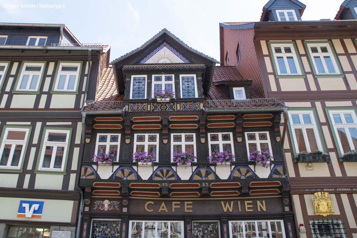 Autolla Euroopassa: Wernigerode on ristikkotalofanin paratiisi