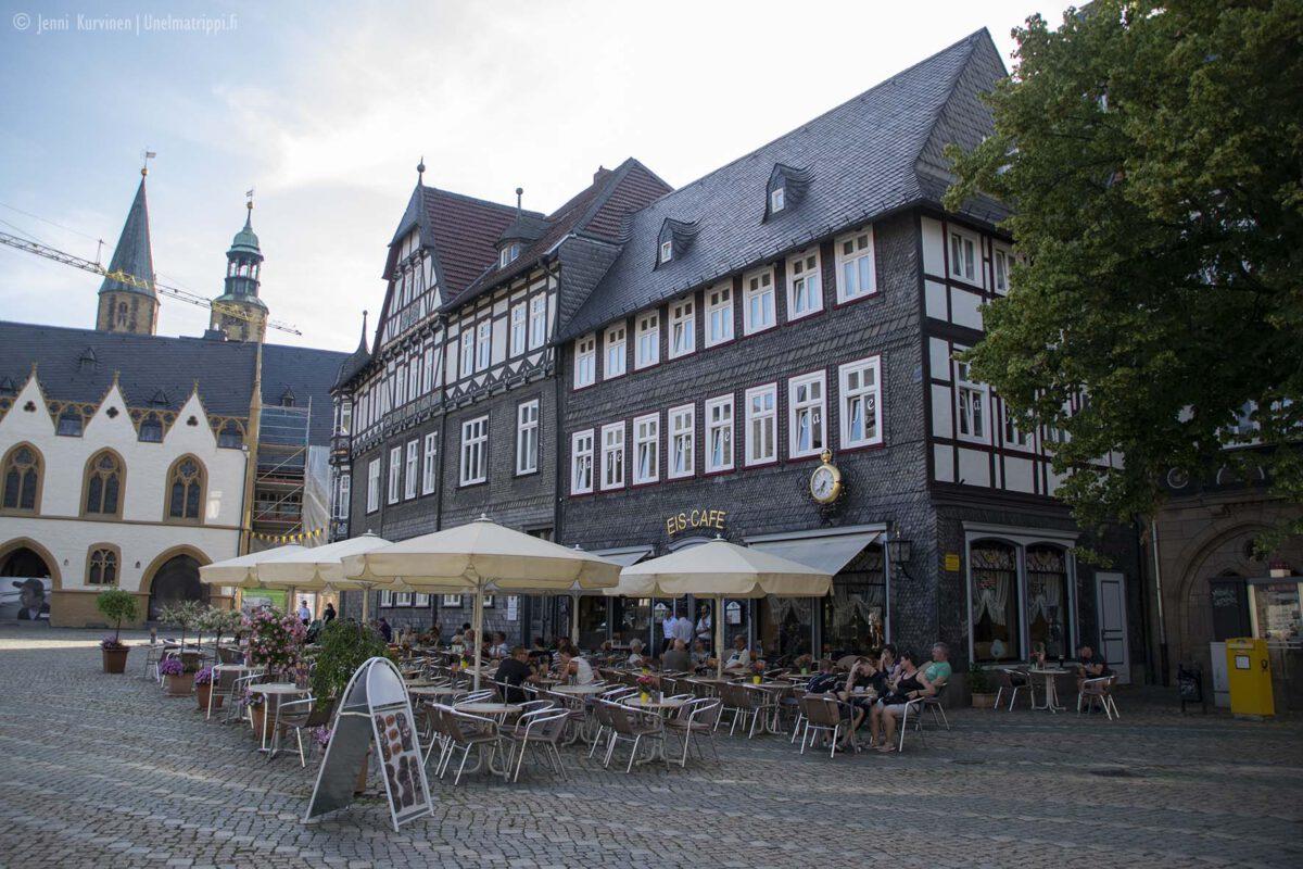 Kohdevinkki Saksaan: historiallinen Goslar