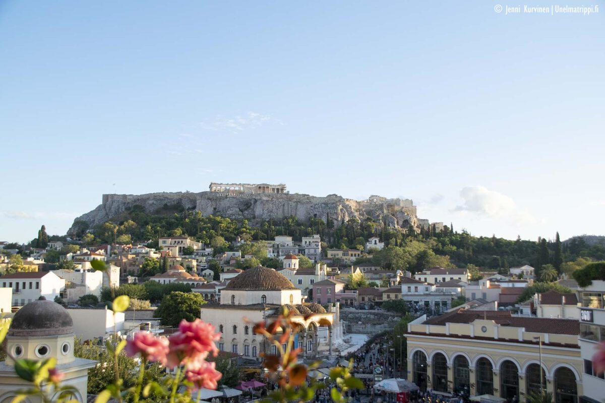 Ateena: matkavinkkejä ensikertalaiselle