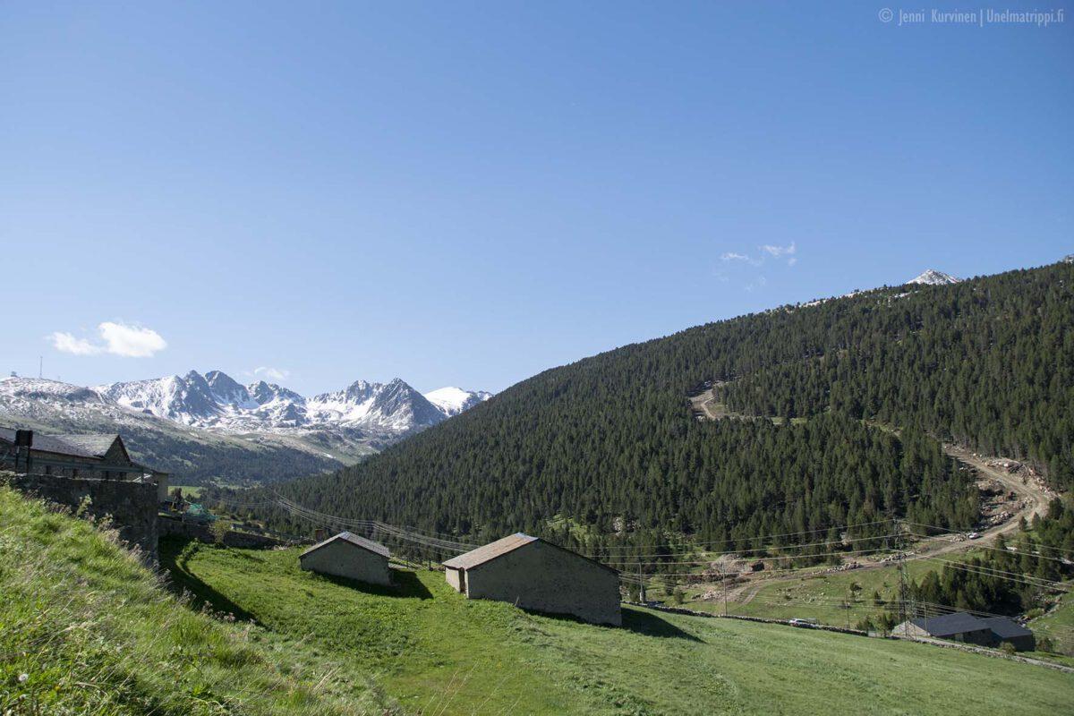 Andorrasta Ranskan Rivieralle – reittivinkki automatkalle