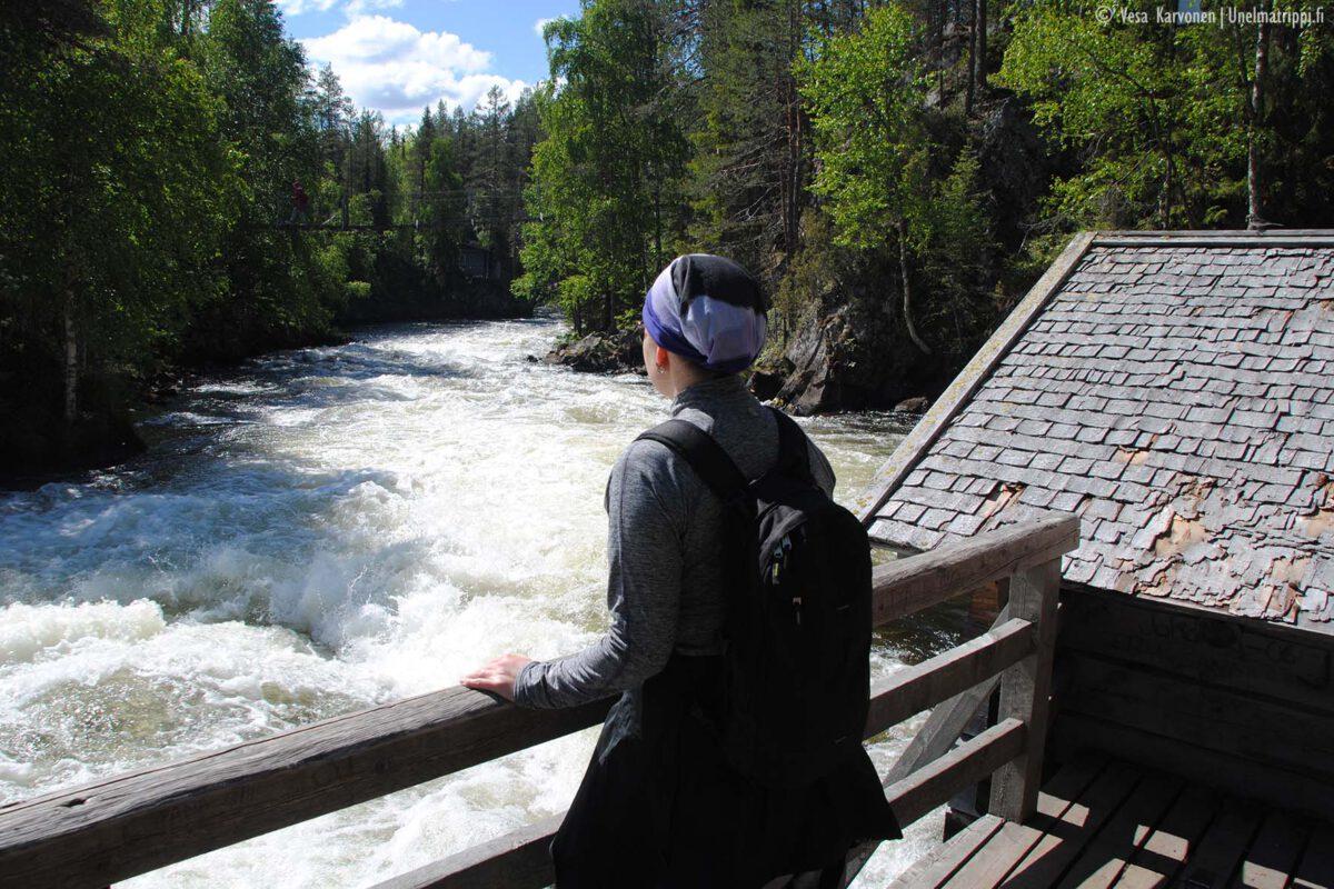 Kesäloma Suomessa: telttailua ja Lappiin asuntoautolla