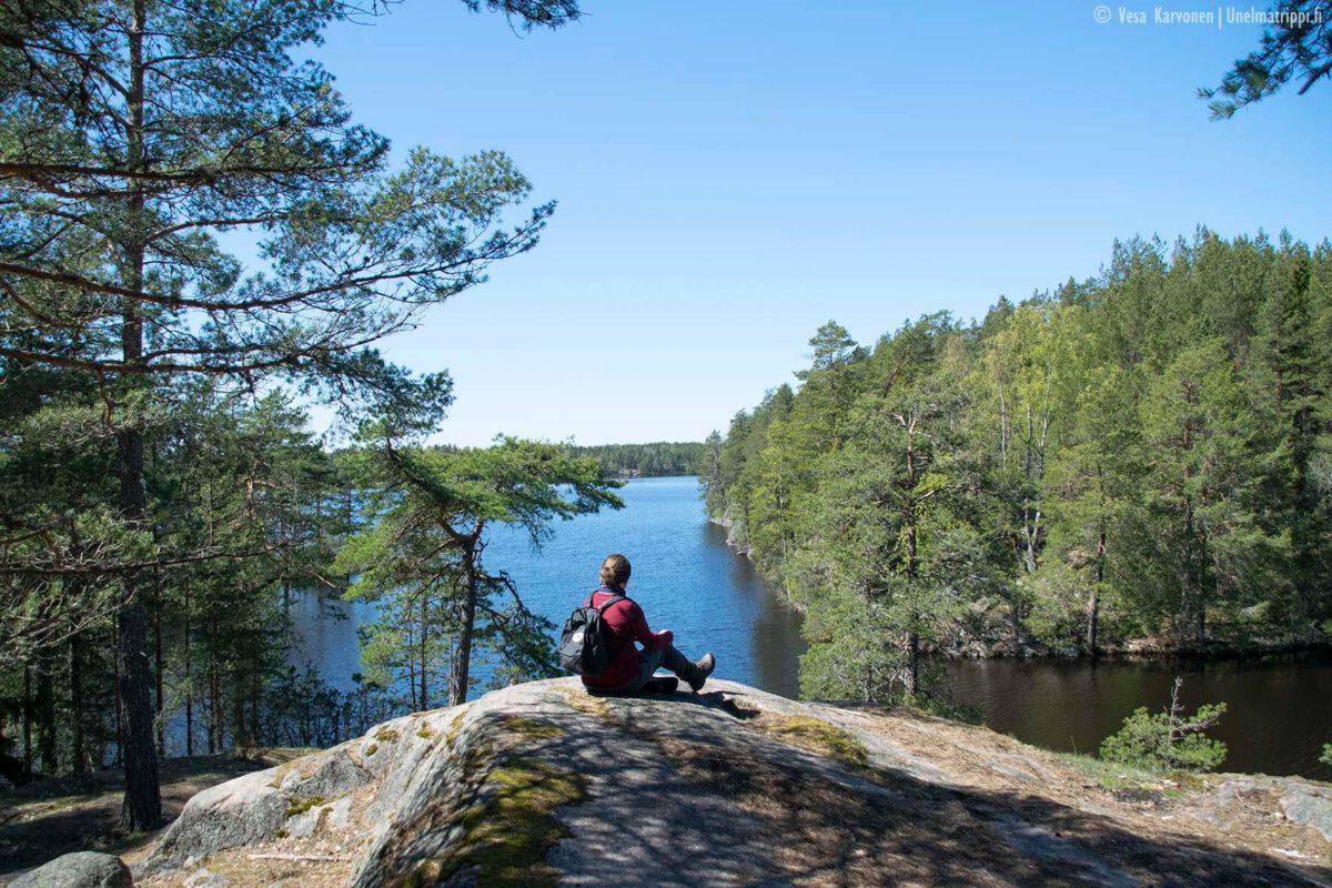Patikointia Teijon kansallispuistossa: Sahajärven kierros