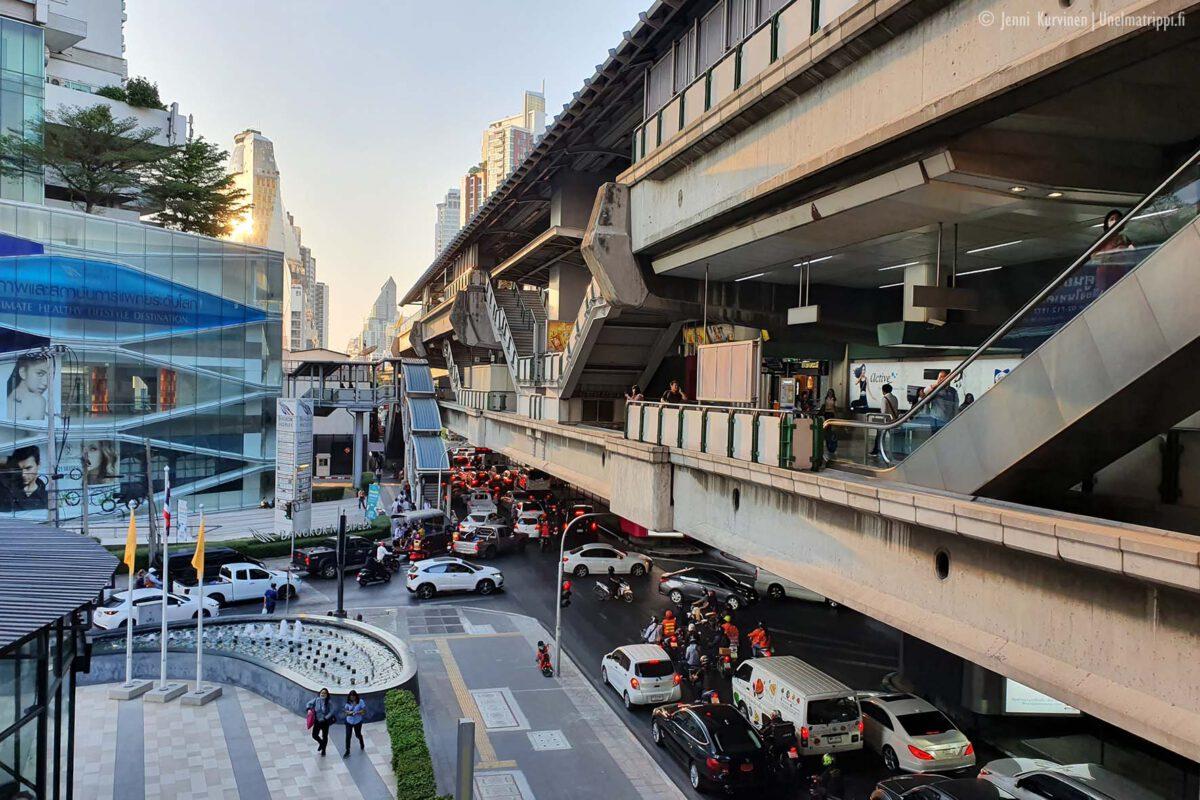Bangkok: jatkoon vai ei?