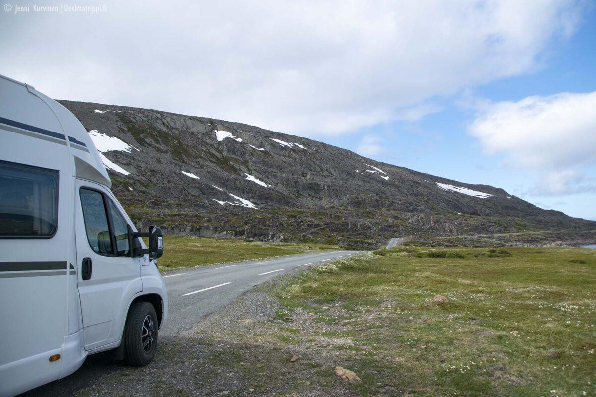 Automatka Suomessa ja Norjassa: tällainen oli koronavuoden kesäloma