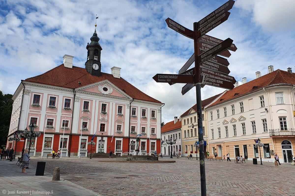 Matkalla Virossa: 7 vinkkiä ihanaan Tarttoon
