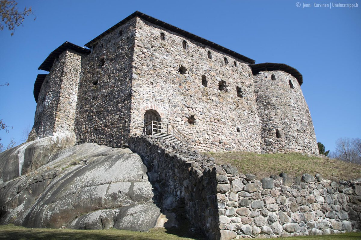 Päiväretki Uudellamaalla: Raaseporin linna