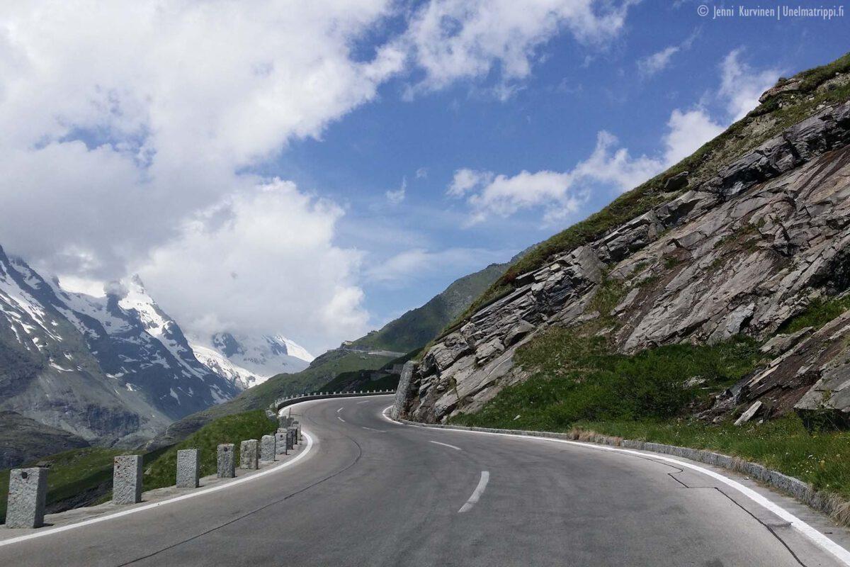 Uusia matkasuunnitelmia: automatka Saksassa, Itävallassa ja Italiassa