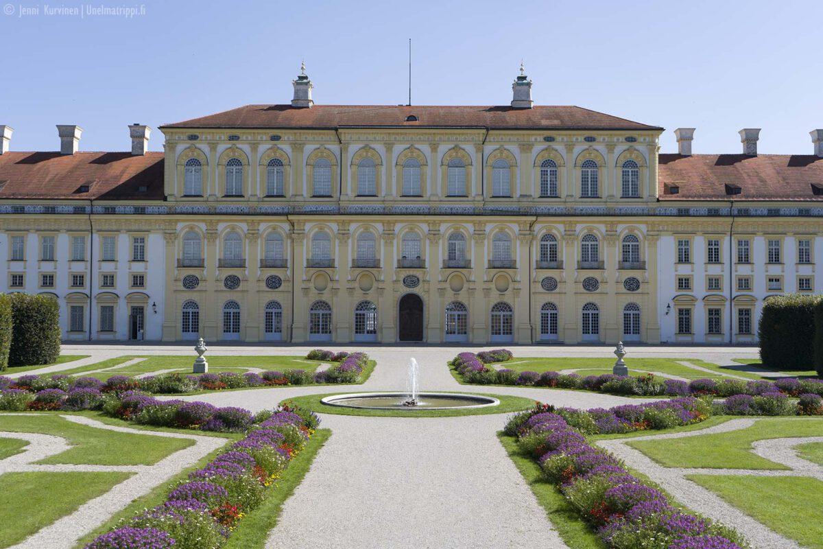 München: kauniit Schleissheimin palatsit